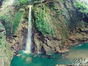 tadah hujan waterfall